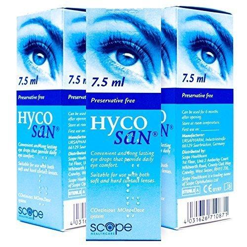 TRIPLE PACK de Hycosan Hidratante Azul 7,5 ml preisvergleich
