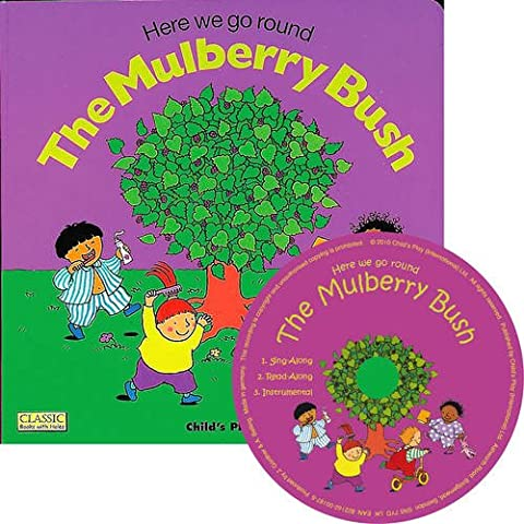 The Mulberry Bush (Classic Books with Holes UK Soft Cover with CD)