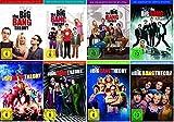 The Big Bang Theory Staffel  1-8