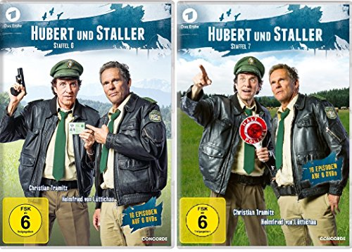 Staffel 6+7 (12 DVDs)