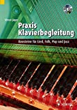 Cover of: Praxis Klavierbegleitung | Tilman Jäger