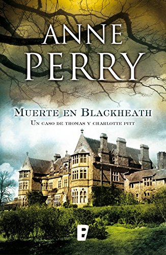Muerte en Blackheath por Anne Perry
