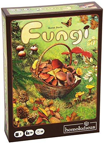 Homoludicus  Juego de Estrategia Fungi