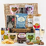 Natures Hampers Cesto Regalo Delizie Vegetariana - Sano e Vegetariano...