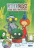 Ritter Rost 12: Ritter Rost und das Haustier: Buch mit CD