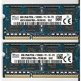 Hynix 16GB (2x 8GB) Kit DDR3L 1.35V SO-DIMM PC3–128001600MHz/Apple & PC portátil (Memoria RAM Memory)