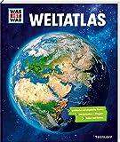 WAS IST WAS Weltatlas: Mehr als 80 Karten, Länderlexikon mit Flaggen und Register - Manfred Baur