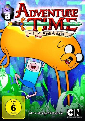 Abenteuerzeit mit Finn & Jake: Staffel 1, Vol. 3