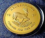 Krügerrand 1 oz Goldmedallie