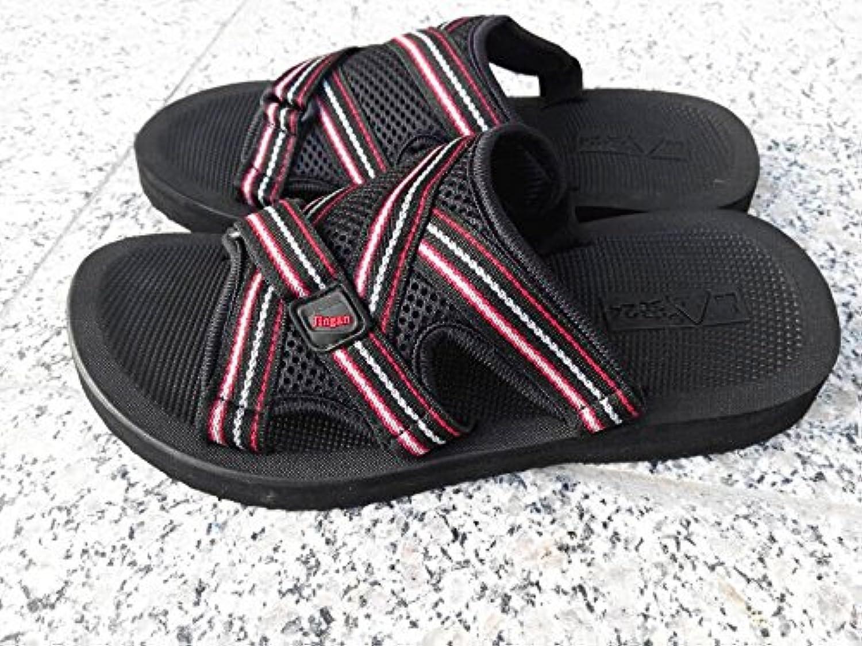 BAOZIV587 - Zapatillas de espuma para el aire libre y el hogar, para verano, zapatillas de baño 27 yards for 41... -
