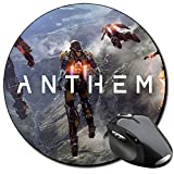Anthem B Tapis De Souris Ronde Round Mousepad PC