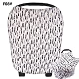 Best Cadeau Pour Infant Girls - Safe Multi-Use Infant Baby Car Seat Cover Stretchy Review