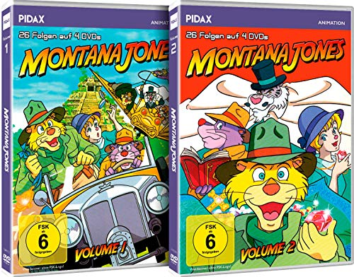 Gesamtedition (8 DVDs)