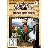 Augsburger Puppenkiste - Beppo und Peppi, Vol. 1 / 50 farbige Gutenachtgeschichten des Klassikers