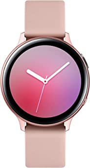 Samsung SM-R820N 44 mm Galaxy Watch Active 2 (44mm) - Aluminium, Pink Gold (Pack of1)
