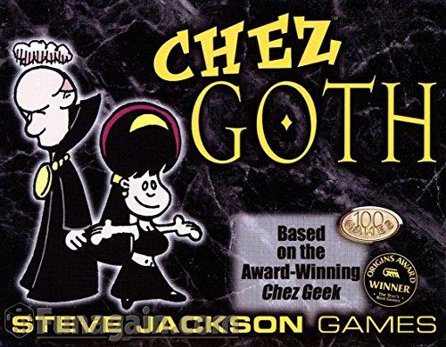 Chez Goth [englischsprachige Version]