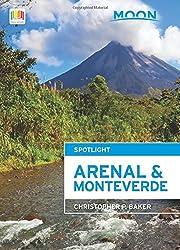Moon Spotlight Arenal & Monteverde by Christopher P. Baker (2015-10-27)