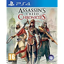 Ubisoft Assassin's Creed Chronicles Pack, PS4 Basic PlayStation 4 English, Spanish video game - video games (PS4, PlayStation 4, Action / Adventure, Multiplayer mode, M (Mature))
