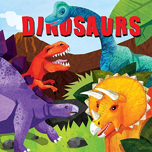 Dinosaurs: A Mini Animotion Book (English Edition)