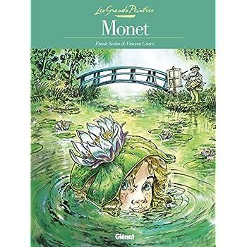 Les Grands Peintres - Monet: Les Nymphéas