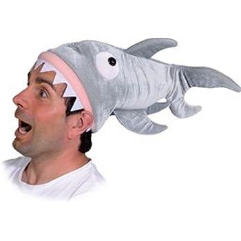 Cuffia di peluche a forma di lupo Cappello con lupetto grigio-bianco ... e9e250c2989d