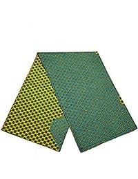 La cabeza de impresión africana envuelve la corbata larga principal de la bufanda de la cabeza de 72