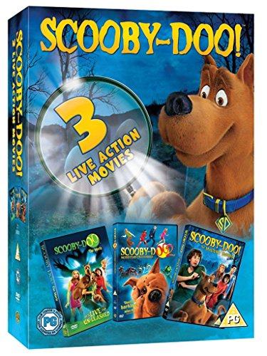 Scooby-Doo! - 3 film live action [3 DVDs] [IT Import]