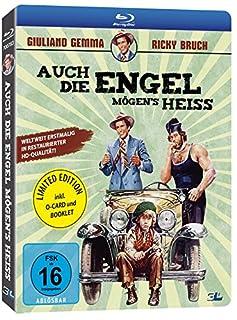 Auch die Engel mögen's heiss - Ltd. Version (Exklusiv bei Amazon.de) [Blu-ray]