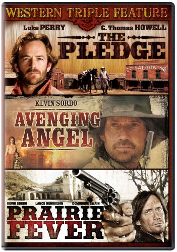 Bild von Western Triple Feature: The Pledge/Avenging Angel/Prairie Fever