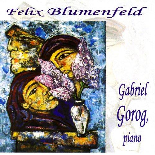 Blumenfeld : Préludes pour piano opus 12 & 17