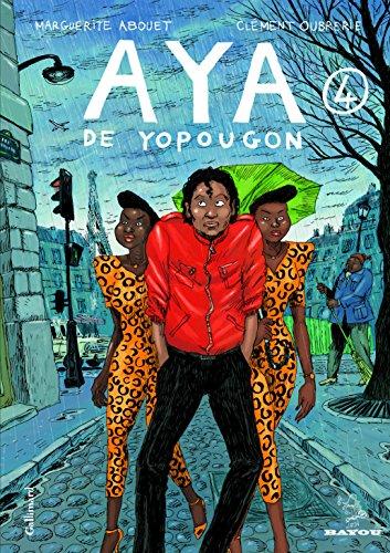 Aya de Yopougon (Tome 4) par Marguerite Abouet