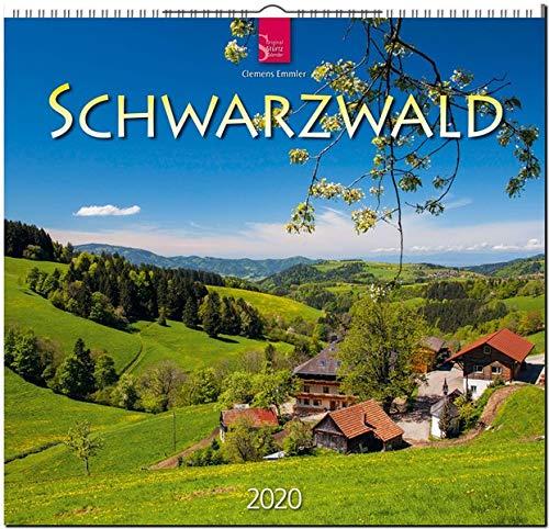 Schwarzwald: Original Stürtz-Kalender 2020 - Mittelformat-Kalender 33 x 31 cm