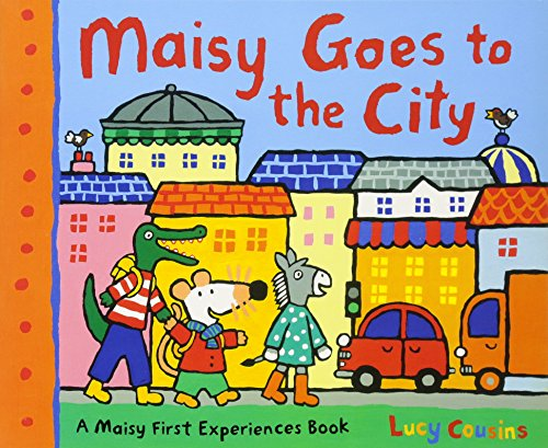 Maisy Goes to the City (Maisy Books (Paperback)) por Lucy Cousins