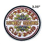 Outlander Outdoor Marke Anwendung The Beatles Band Musik Cosplay Badge gesticktes Eisen oder aufgesetzte Aufnäher Patch