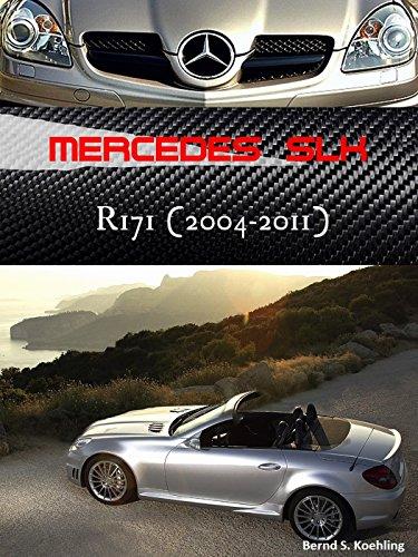 mercedes-slk-r171-the-slk-book-2-english-edition