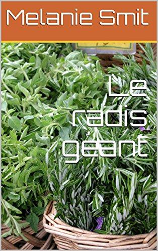 Couverture du livre Le radis géant