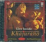 Live Inside Khajuraho - Vol. 1 and Vol. 2