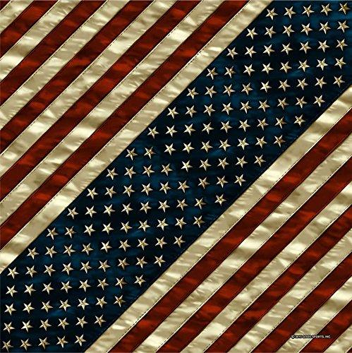 Bandana Tejido pañuelo Biker Flag Us Bandera de Estados Unidos c67a59399fb