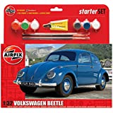 Airfix 1:32 Scale VW Beetle Starter Gift Set