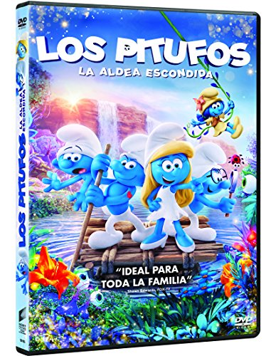 Los-Pitufos-La-Aldea-Escondida-DVD