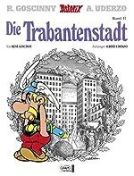 Asterix in German - Die Trabantenstadt de Rene de Goscinny