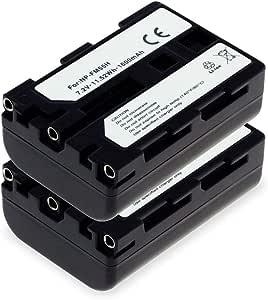KAMERA Akku-Ladegerät DUAL für SONY Cyber-Shot DSC-F707 DSC-F717 DSC-F828 DSC-R1