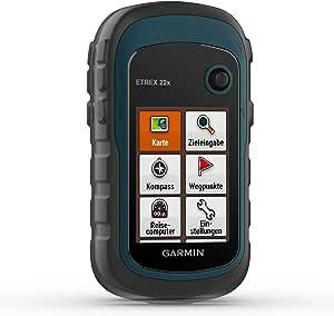 Garmin Etrex 22x Gps Outdoor Navigation 2 2 Inch Colour Display Sport Freizeit