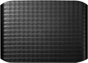 Maxtor D3 HDD Esterno da 4TB, 3,5'', Nero/Antracite