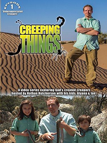 Creeping Things: Underappreciated Creatures