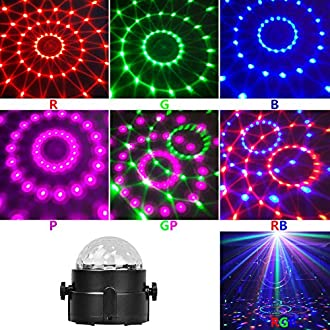 Disco Beleuchtung Bild