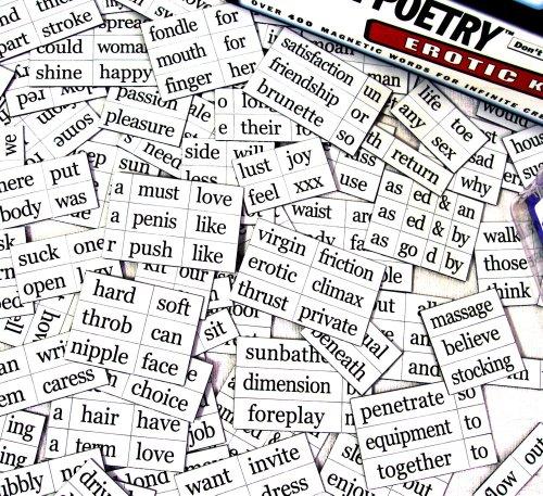 Erotic Poetry...