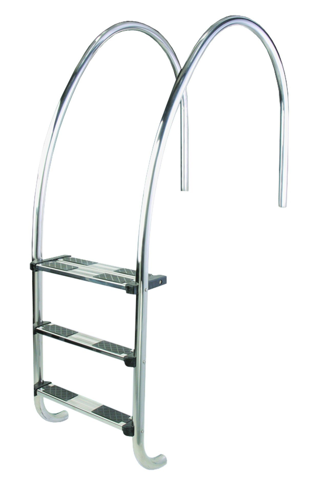 Escalera para piscina con rebosadero de 4 peldaños AstralPool