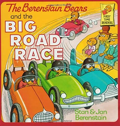 The Berenstain Bears and the Big Road Race (First time