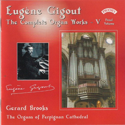 Gigout Orgelwerke Vol.5